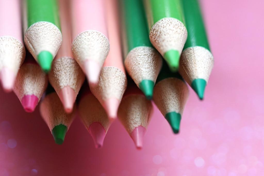 Preppy Pencils by sunnygirl
