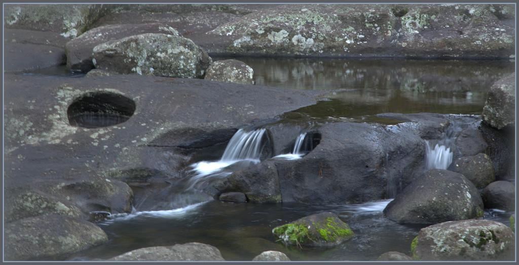 Mangakarengorengo River by dide