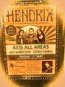 17th May 2019 - Experience Hendrix