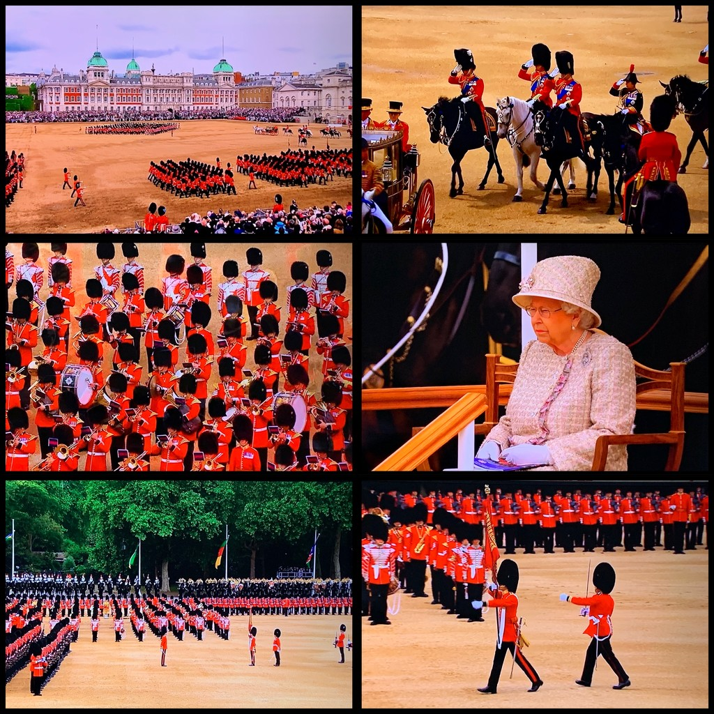 Trooping of the Colour by carole_sandford