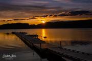 8th Jun 2019 - Sunset on Svorksjøen