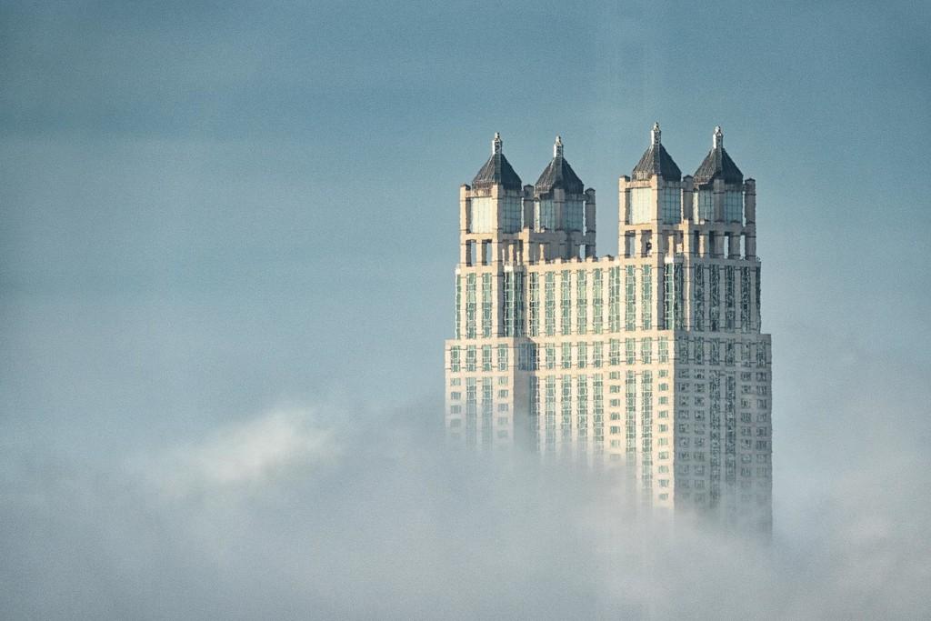 Castle in the Sky by jyokota