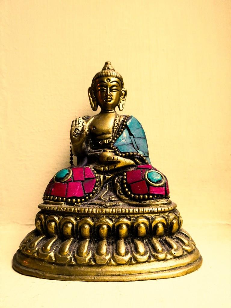 Buddha by allsop
