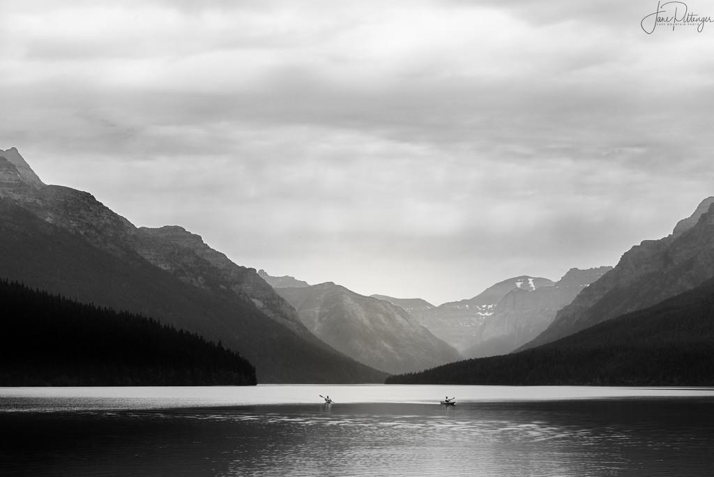 Bowman Lake Kayaks Reedit by jgpittenger
