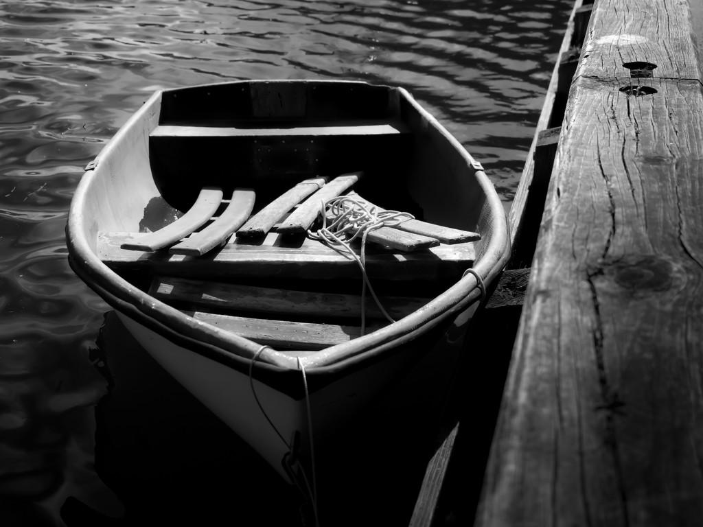 A random row boat by northy