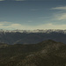 Eastern Sierras viewed from the White Mountains