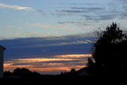 11th Jun 2019 - Sunset Clouds