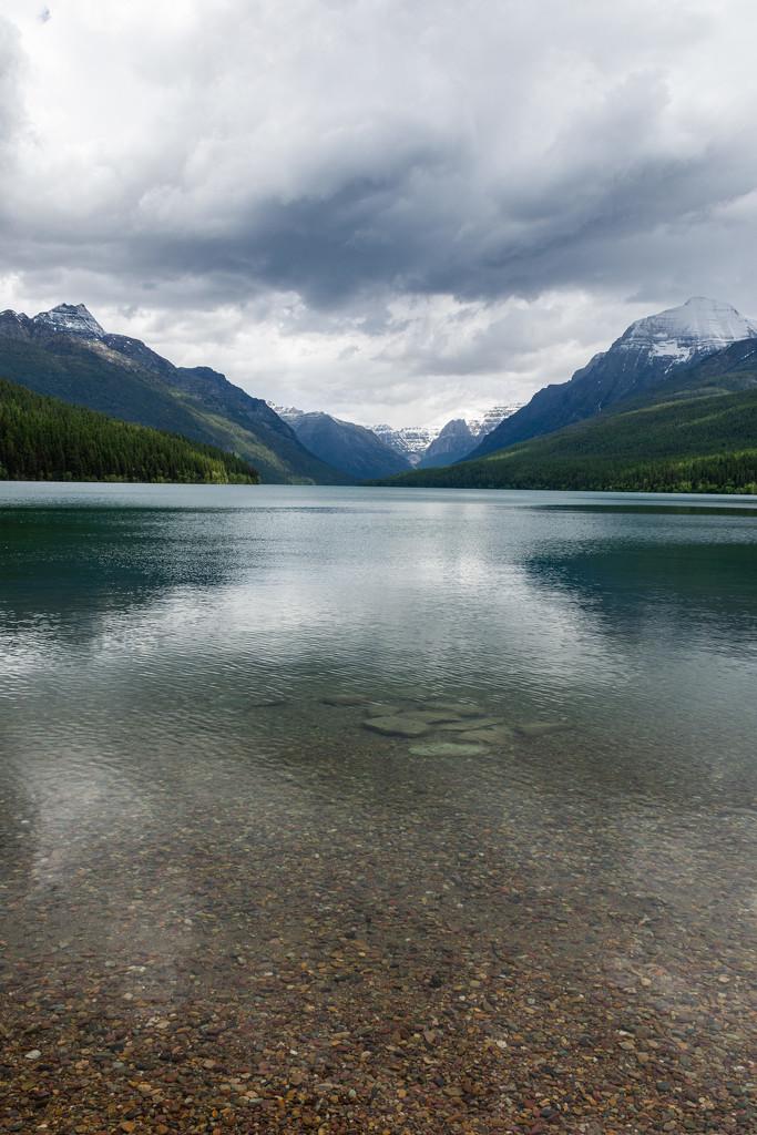 Bowman Lake by 365karly1