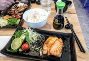4th Jun 2019 - Salmon teriyaki