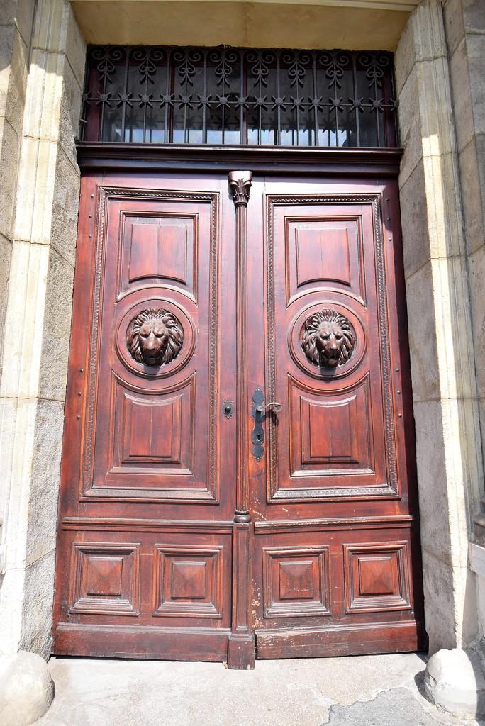 Ornate gate by kork