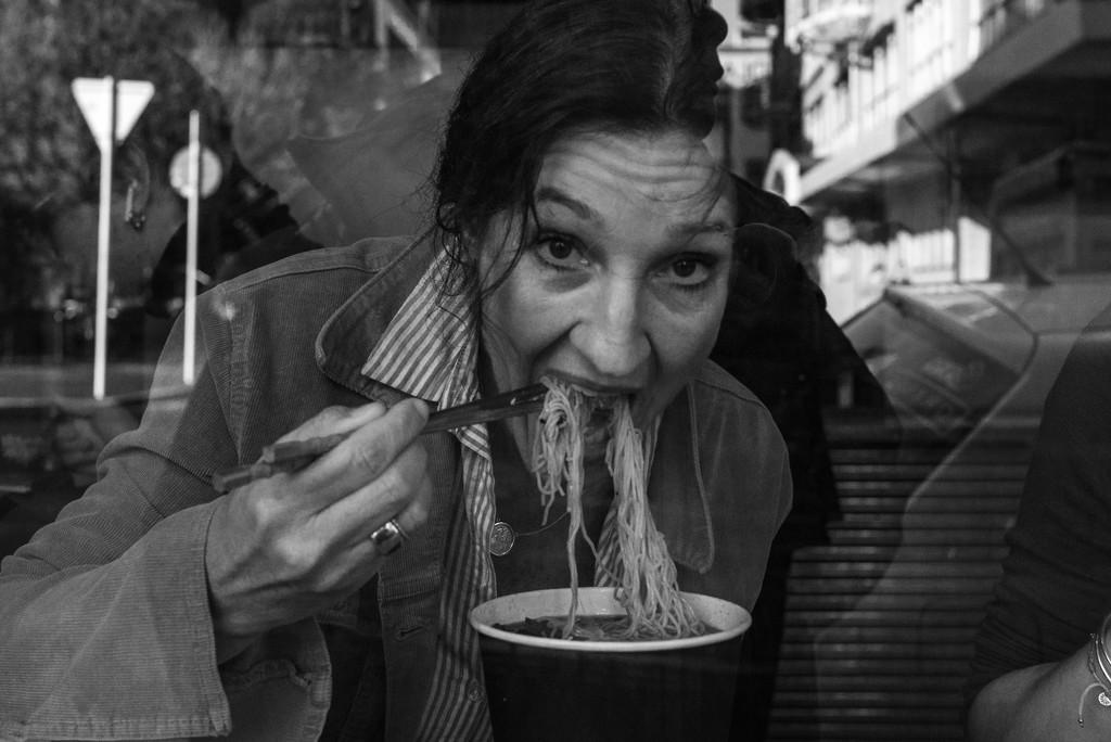 Yummy noodles by yaorenliu