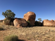 13th Jun 2019 - Devil's marbles