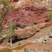 Rock formation in Hamersley Gorge