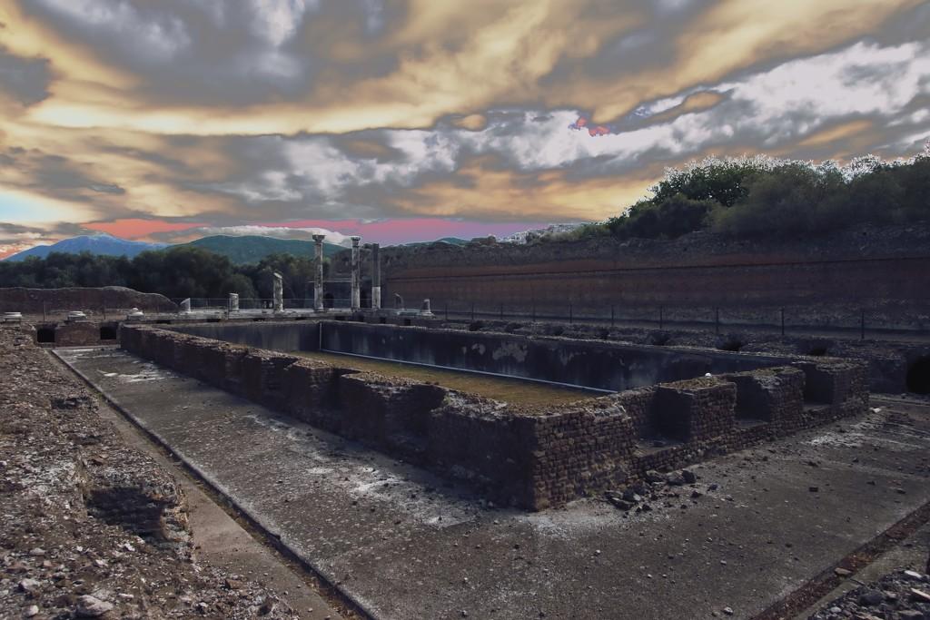 Hadrian's Villa by blueberry1222