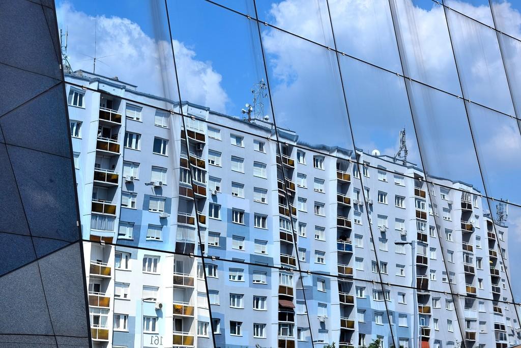 reflection.... by kork