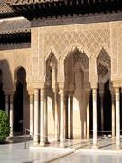 14th Jun 2019 - Alhambra courtyard