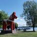The Dalarna Horse