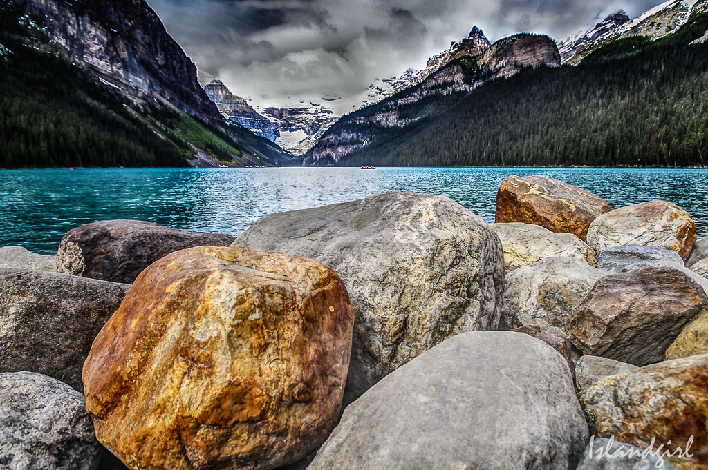 Lake Louise, Alberta Canada  by radiogirl