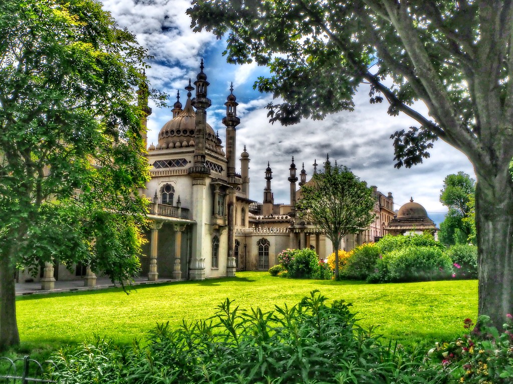 Brighton Royal Pavilion by suesmith