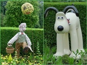 15th Jun 2019 - Wallace and Gromit