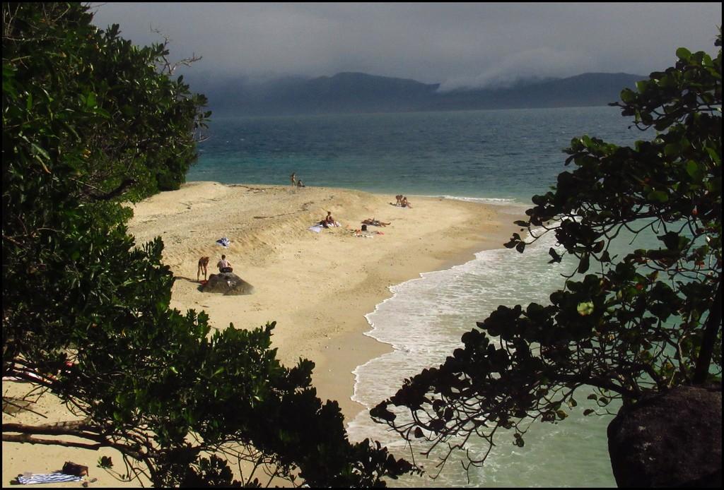 Nudey Beach by robz