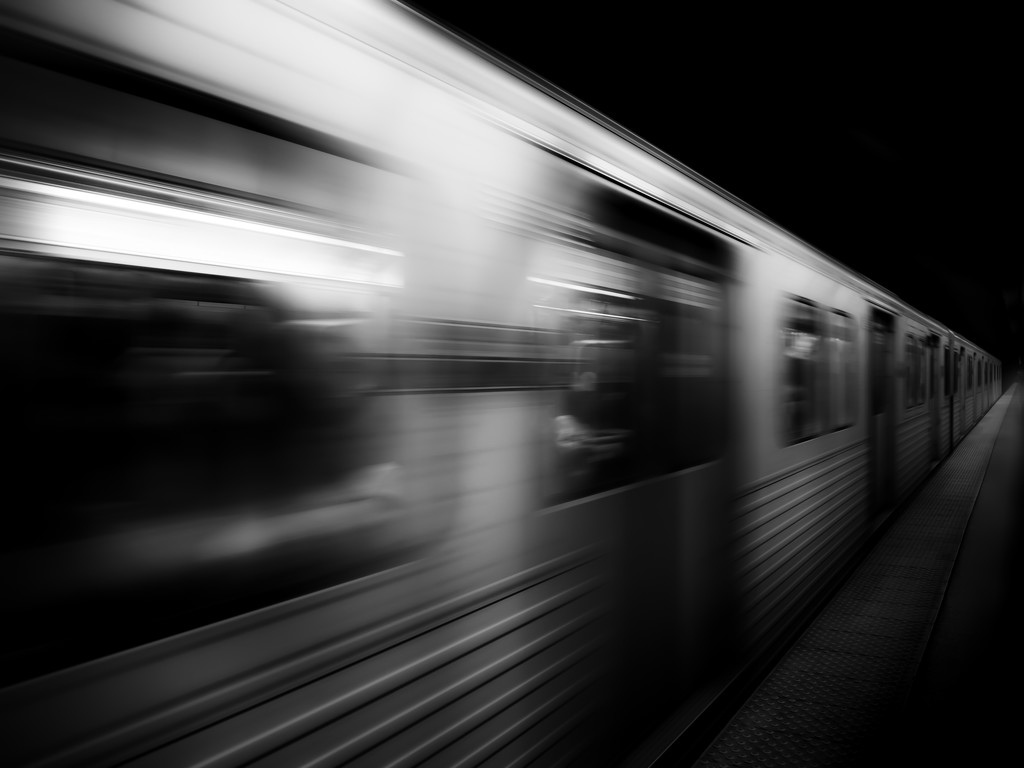 the train by northy