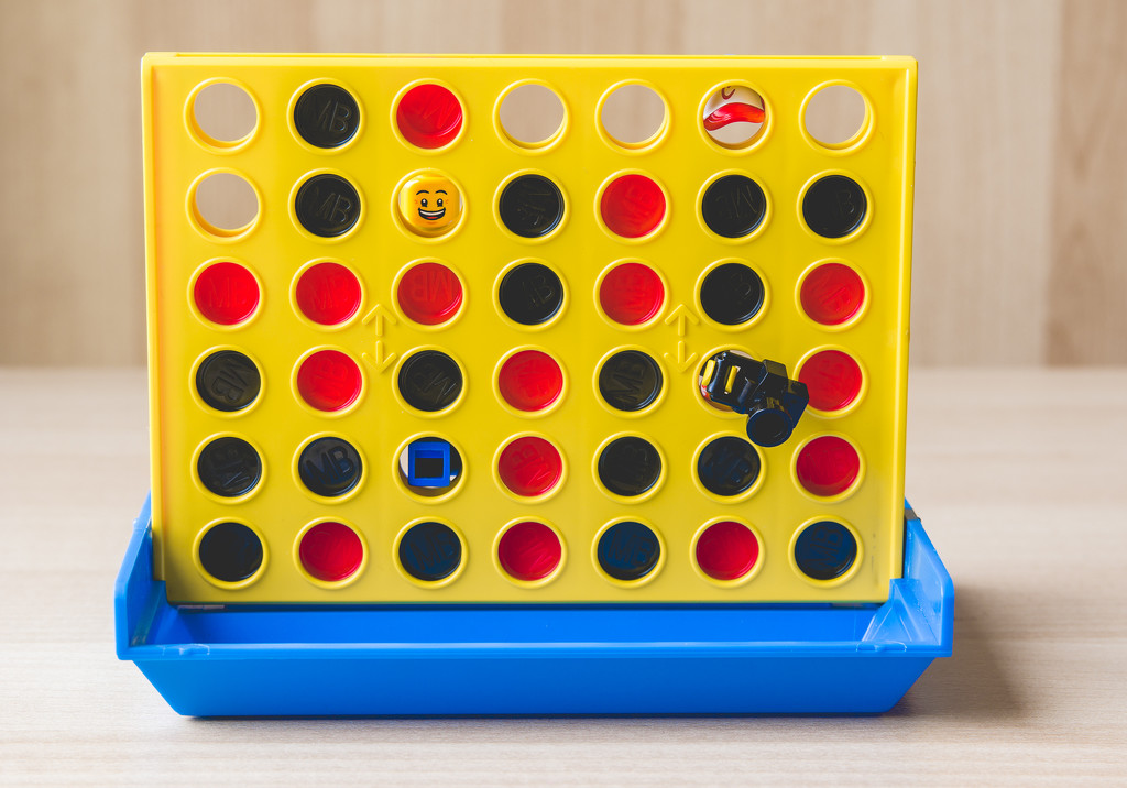 (Day 122) - Connect Four by cjphoto