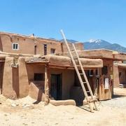 15th Jun 2019 - Taos Pueblo Up Close
