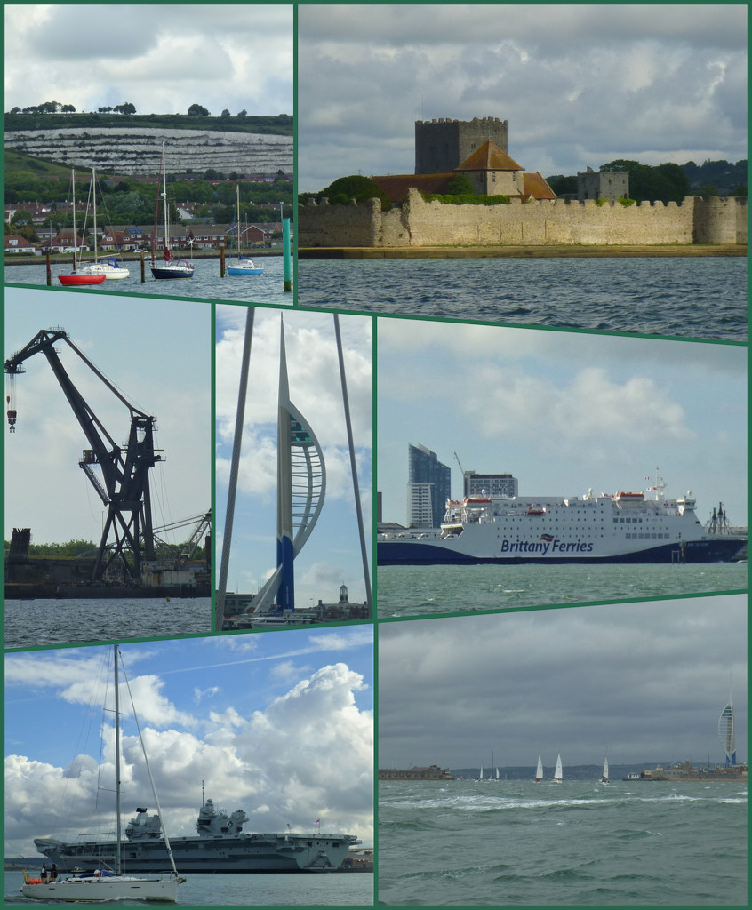 Portsmouth Harbour by 30pics4jackiesdiamond