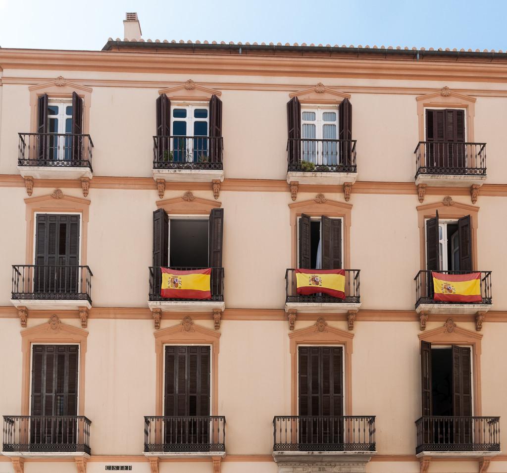 Malaga windows by brigette