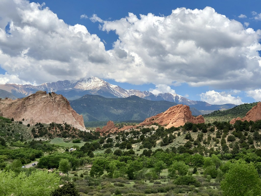 Garden of the Gods Park by gaylewood