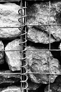 17th Jun 2019 - Gabion Wall