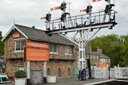 11th Jun 2019 - Grosmont Station