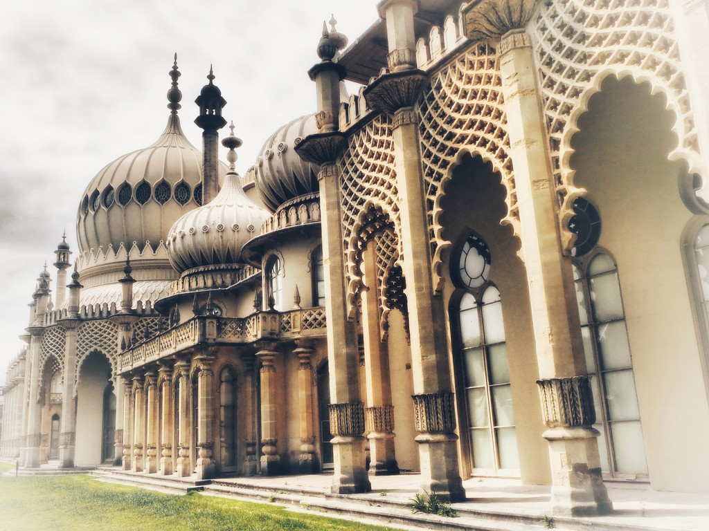 Exotic architecture  by suesmith