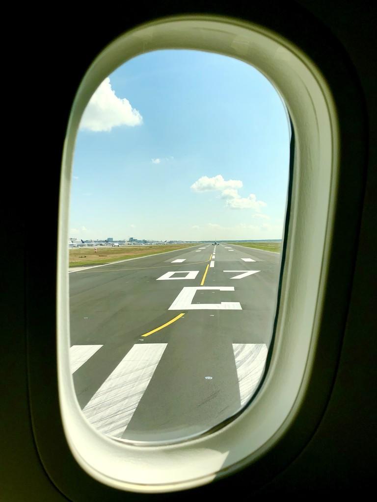 Leaving on a Jet Plane by kwind