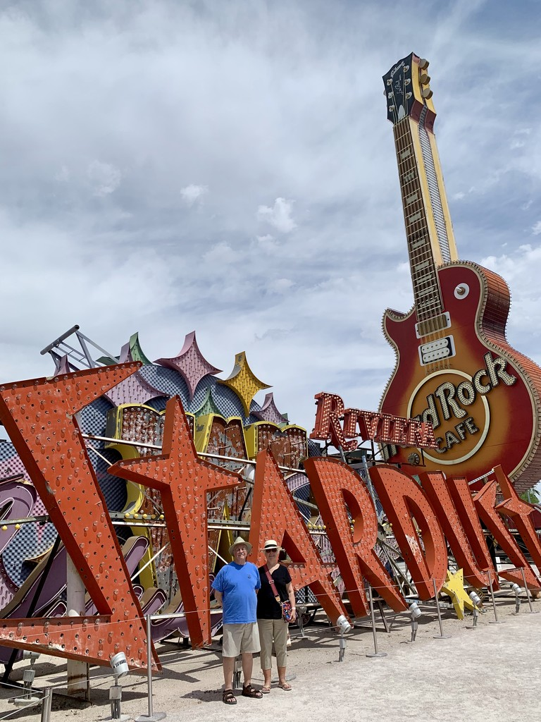 The Las Vegas Boneyard Museum by louannwarren