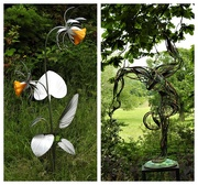18th Jun 2019 -  Sculptures at Borde Hill Garden