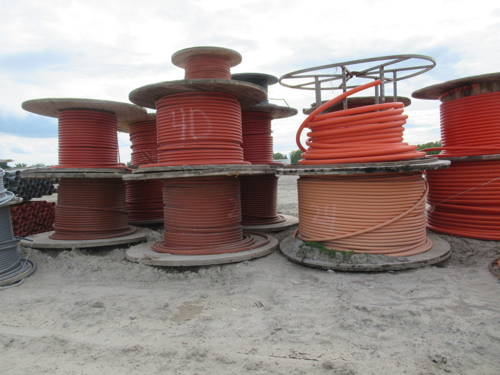 Underground electrical cables by bruni