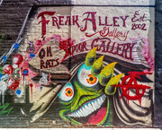 18th Jun 2019 - Freak Alley