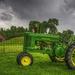 Ardon Creek Winery Tractor