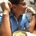 Lasagna at Kalaghodha Café