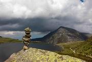 20th Jun 2019 - Cairn rocks at Llyn Idwal