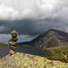 Cairn rocks at Llyn Idwal