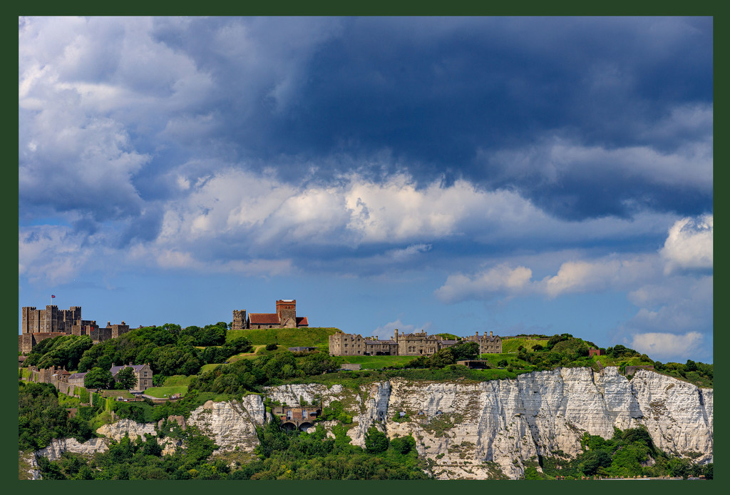 White Cliffs of Dover by hjbenson