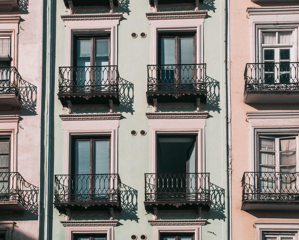 Granada balconies by brigette