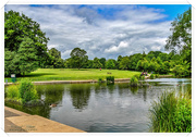 23rd Jun 2019 - The Lake,Abington Park