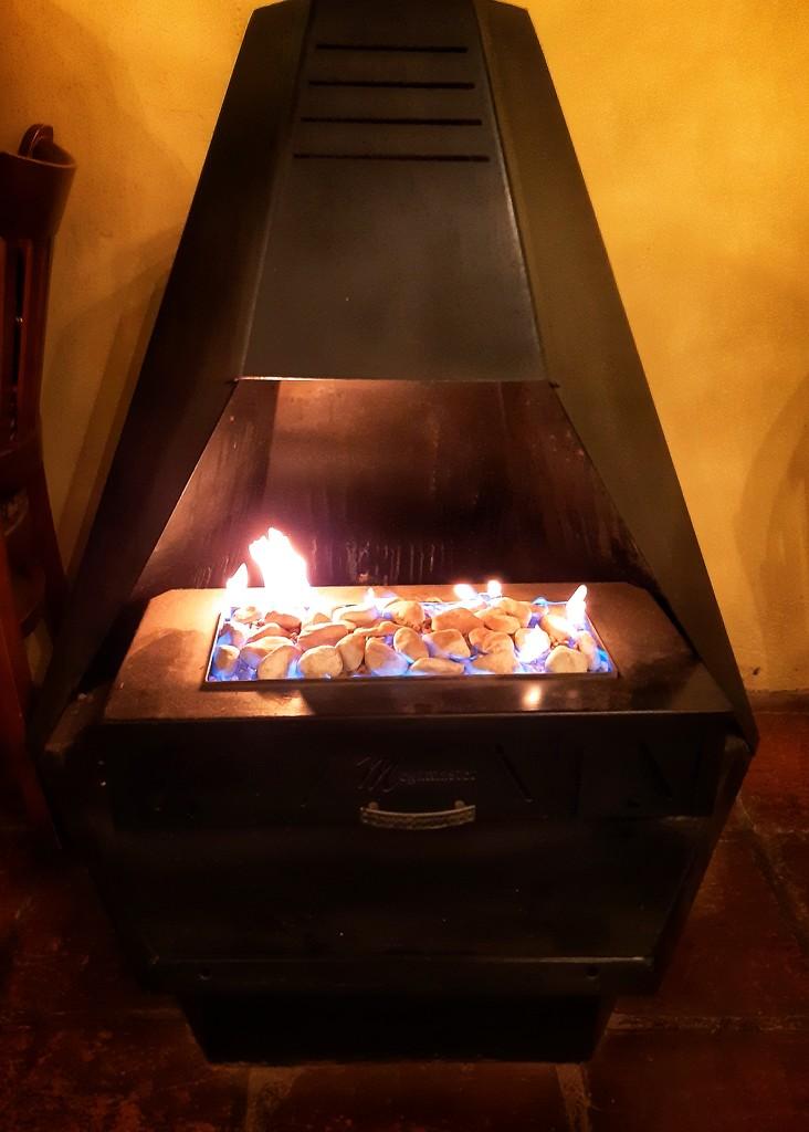 Fireplace  by salza