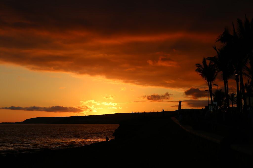 Maspalomas Sunset by phil_sandford