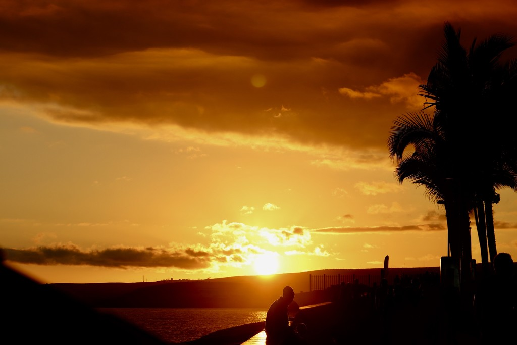 Promenade Sunset by carole_sandford
