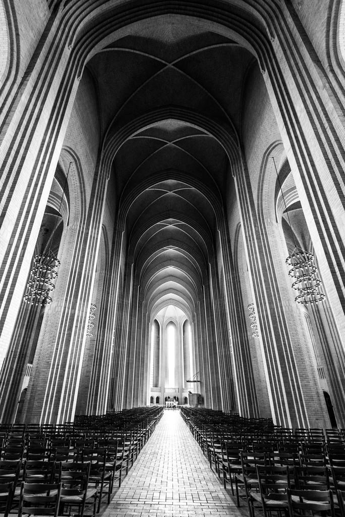 Grundtvig's Church by kwind